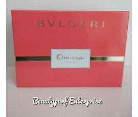 Bvlgari Omnia Coral 65ml + 15ml EDT Spray Set