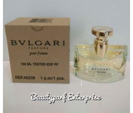 Bvlgari Pour Femme 100ml EDP Spray Tester Pack