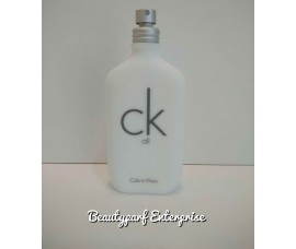 Calvin Klein - CK All For Unisex Tester Pack 100ml EDT Spray