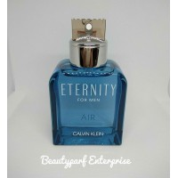 Calvin Klein - CK Eternity Air Men 100ml EDT Spray Tester Pack