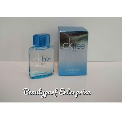Calvin Klein - CK Free Blue Men 10ml EDT Non Spray