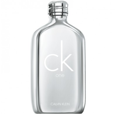 Calvin Klein – CK One Platinum 100ml / 200ml EDT Spray