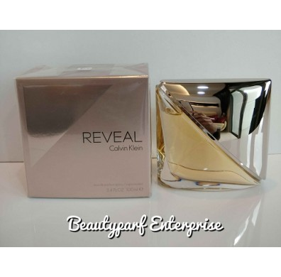 Calvin Klein – CK Reveal For Women 100ml EDP Spray