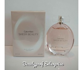 Calvin Klein – CK Sheer Beauty 100ml EDT Spray