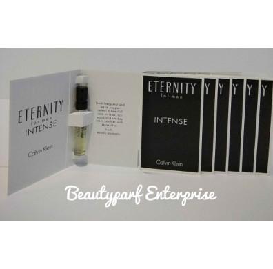 Calvin Klein - CK Eternity Intense Men Vial 1.2ml EDT Spray