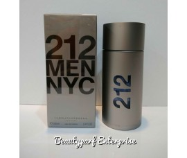 Carolina Herrera 212 NYC Men 100ml EDT Spray