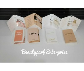 Chloe 4pcs Perfume Vial Collection 1.2ml Spray