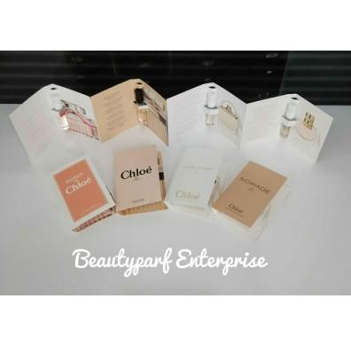 Chloe 4pcs Perfume Vial Collection 1.2ml Spray