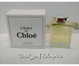 Chloe L'eau De Chloe Women Tester Pack 100ml EDT Spray