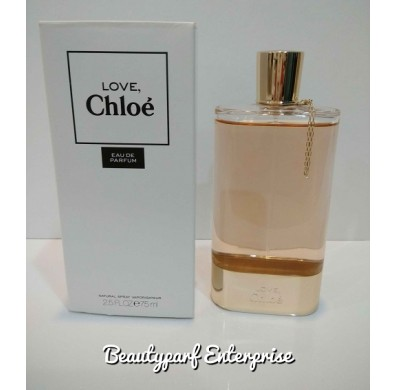 Chloe Love For Women 75ml Tester Pack EDP Spray