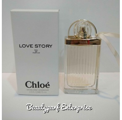 Chloe Love Story Women 75ml Tester Pack EDP Spray
