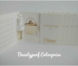 Chloe Love Story Women Vial 1.2ml EDP Spray