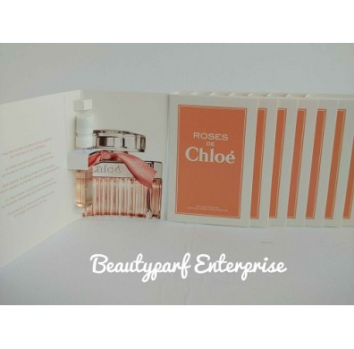 Chloe De Rose Ladies Vial 1.2ml EDT Spray