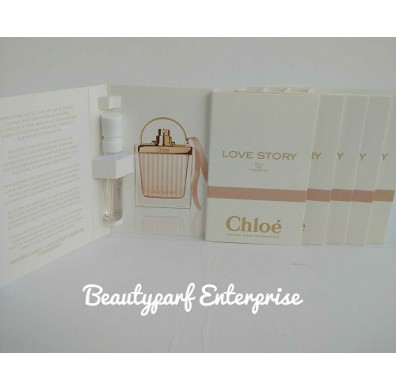 Chloe Love Story Women Vial 1.2ml EDT Spray