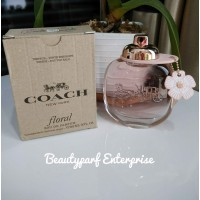 Coach New York Floral For Women 90ml EDP Spray Tester Pack