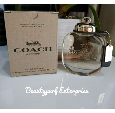 Coach New York For Women 90ml EDP Spray Tester Pack