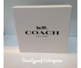 Coach New York For Women 90ml EDP Spray Coffret Set