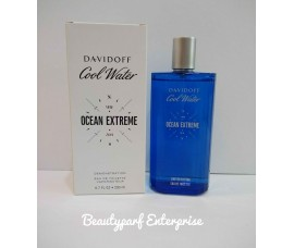 Davidoff - Cool Water Ocean Extreme Men 200ml Tester Pack EDT Spray