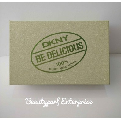 DKNY Be Delicious 100ml EDP Spray Coffret Set