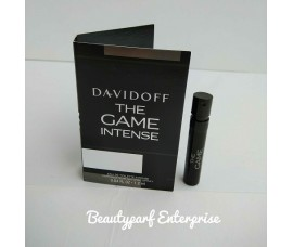 Davidoff The Game Intense Men Vial 1.2ml EDT Spray