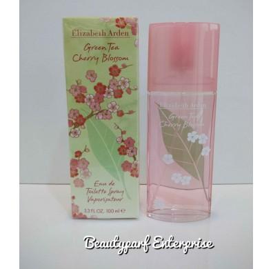 Elizabeth Arden - EA Green Tea Cherry Blossom 100ml EDT Spray