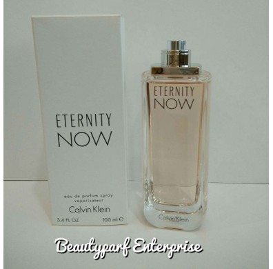 Calvin Klein – CK Eternity Now Women Tester Pack 100ml EDP Spray