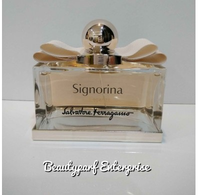 Salvatore Ferragamo - Signorina Eleganza 100ml EDP Spray