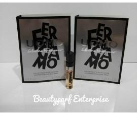 Salvatore Ferragamo Uomo Men Vial 1.5ml EDT Spray