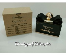 Salvatore Ferragamo - Signorina Misteriosa Tester Pack 100ml EDP Spray