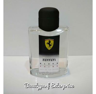 Ferrari Black Shine 125ml EDT Spray