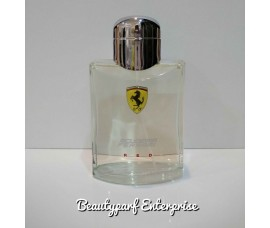 Ferrari Scuderia Red 125ml EDT Spray