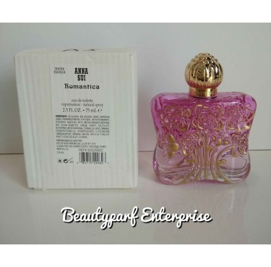 Anna Sui Romantica Tester Pack 75ml EDT Spray