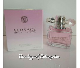 Versace Bright Crystal 30ml / 90ml / 200ml EDT Spray