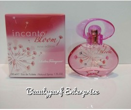 Salvatore Ferragamo - Incanto Bloom New Edition 100ml EDT Spray