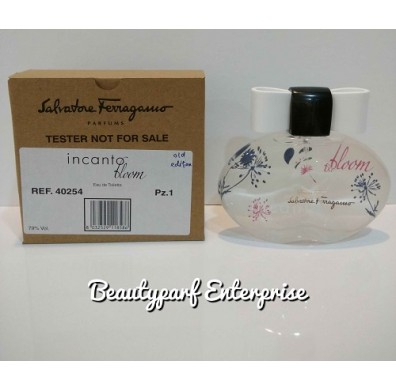 Salvatore Ferragamo - Incanto Bloom Old Edition Tester Pack 100ml EDT Spray