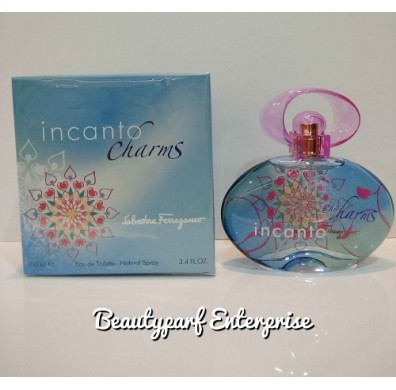 Salvatore Ferragamo - Incanto Charm 100ml EDT Spray