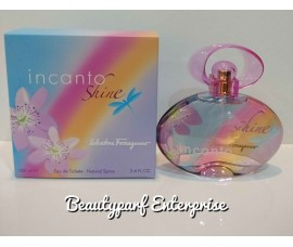 Salvatore Ferragamo - Incanto Shine 100ml EDT Spray