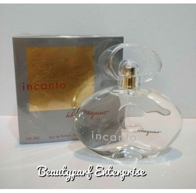 Salvatore Ferragamo - Incanto 100ml EDP Spray