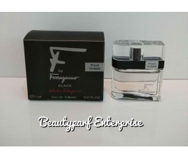 Salvatore Ferragamo - F By Ferragamo Black Pour Homme 5ml EDT Non Spray