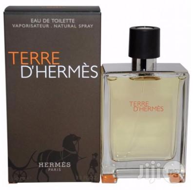 Hermes Terre D'Hermes Men 100ml EDT Spray