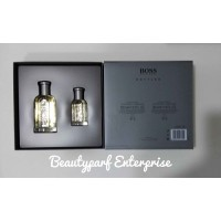 Hugo Boss Bottled Set - 100ml EDT Spray + 30ml EDT Spray