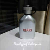 HUGO BOSS ICED FOR MEN 125ML EDT SPRAY TESTER PACK