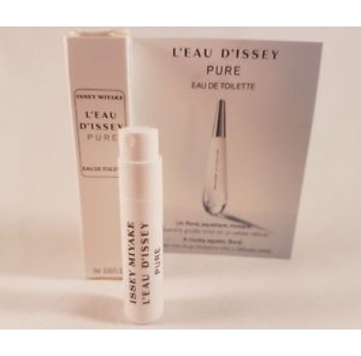 ISSEY MIYAKE L'EAU D'ISSEY PURE VIAL 1ML EDT SPRAY