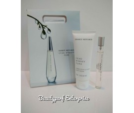 Issey Miyake L'eau D'issey Pure 10ml EDP Spray Set