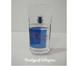 Issey Miyake L'eau Majeure Dissey Men 125ml EDT Spray Tester Pack
