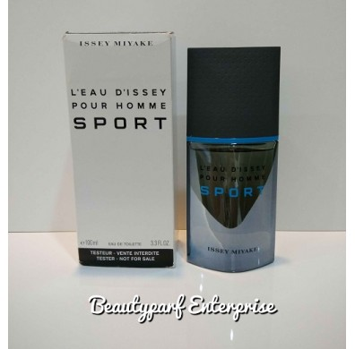 Issey Miyake L'eau D'issey Pour Homme Sport 100ml EDT Spray