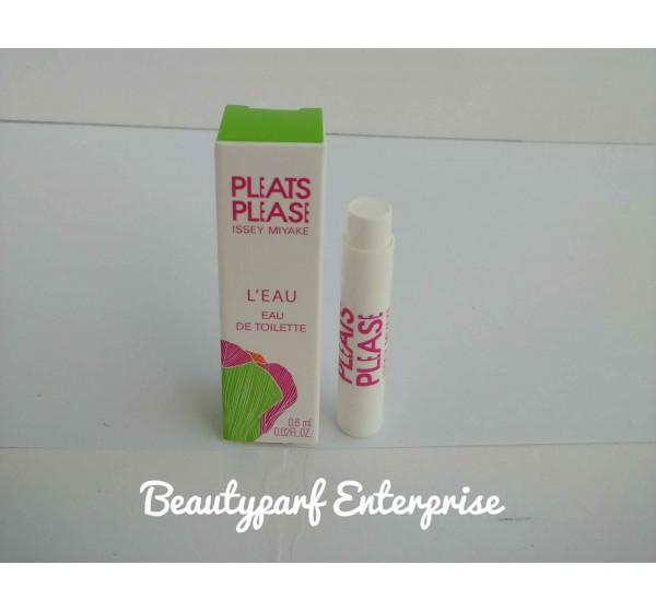 Pleats Please L'elixir Perfume by Issey Miyake ...