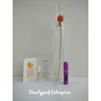 Kenzo Flower Women In 5ml EDT Refillable Spray + Free MJ Daisy Eau So Fresh 1.2ml EDT Spray - HOT BUY!