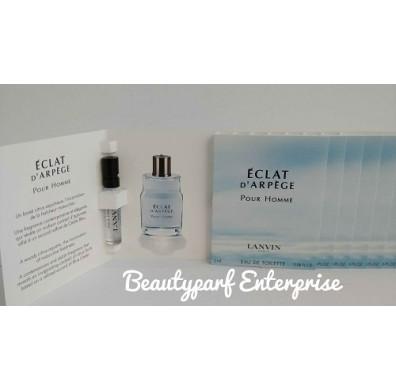 Lanvin Eclat D'Arpege Pour Homme Vial 2ml EDT Spray