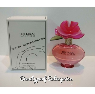 Marc Jacobs Oh Lola Tester Pack 100ml EDP Spray